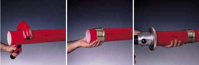 Расширитель для труб из сшитого полиэтилена в аренду 94