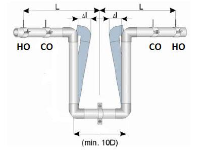 Компенсатор отопления схема